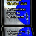 Basic Static Web Site
